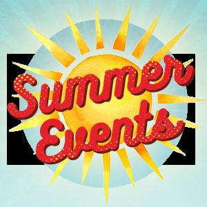 Image result for Summer Events Logo